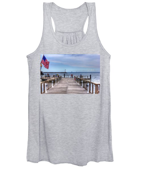 Ferry I See You Women's Tank Top