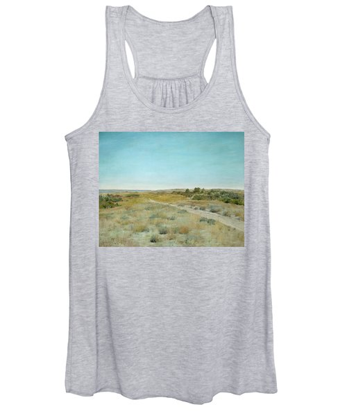 First Touch Of Autumn Women's Tank Top
