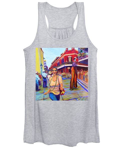 First Trip To New Orleans Women's Tank Top