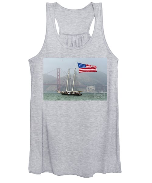 Flag Ship Women's Tank Top