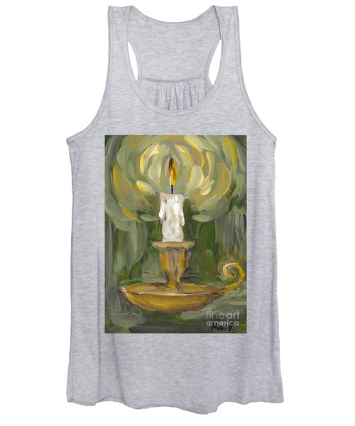 Flame Women's Tank Top