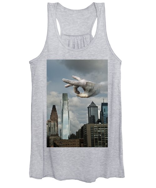 Flicking Philly Women's Tank Top