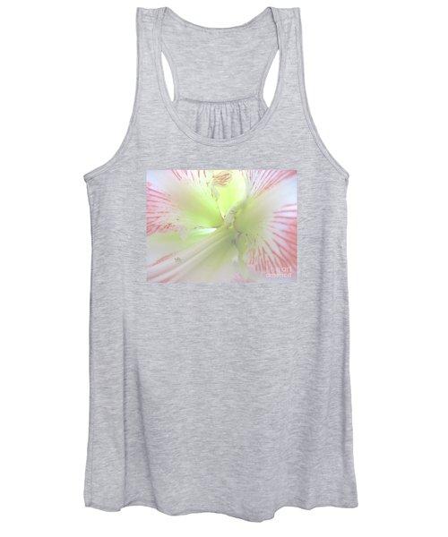 Flower Of Light Women's Tank Top
