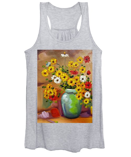 Flowers - Still Life Women's Tank Top