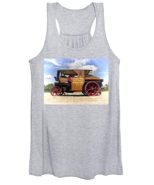 Foden Tractor Women's Tank Top