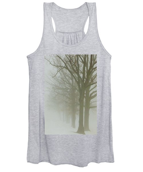 Fog Women's Tank Top