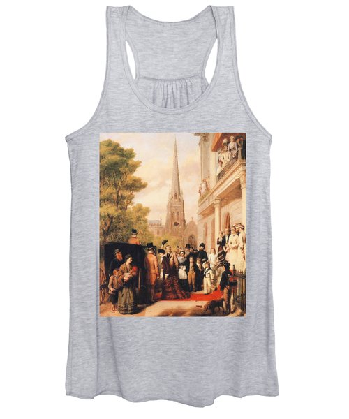 For Better For Worse Women's Tank Top