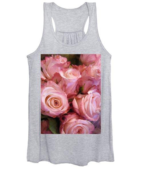 Fragrance Women's Tank Top