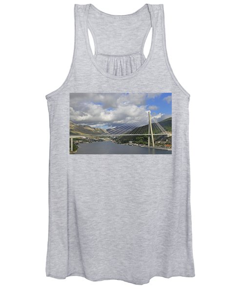 Franjo Tudman Bridge Women's Tank Top