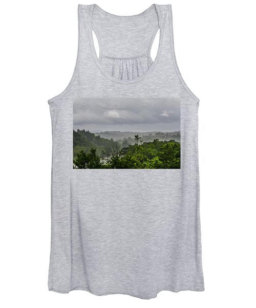 French Broad River Women's Tank Top