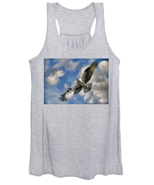 From The Clouds Women's Tank Top