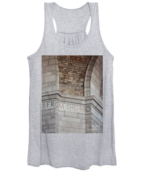 From The Moral... Women's Tank Top