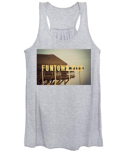 Funtown Vintage Women's Tank Top