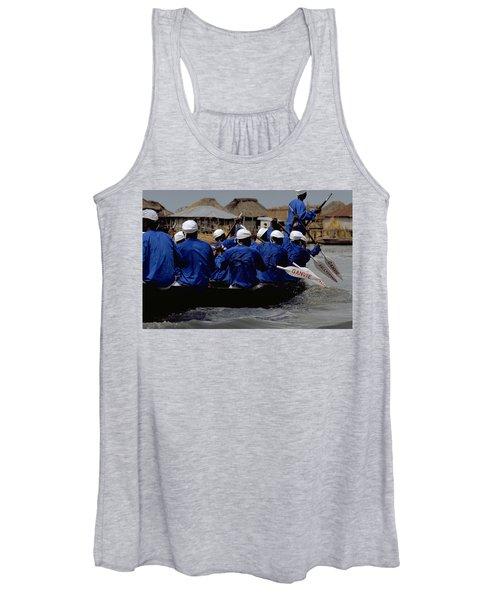 Ganvie - Lake Nokoue Women's Tank Top