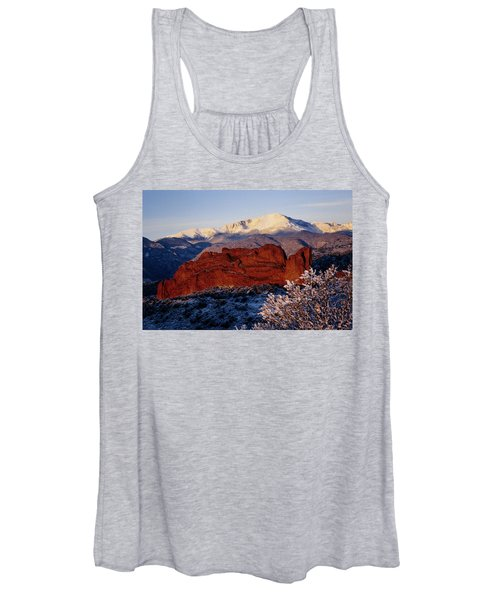Garden Of The Gods Women's Tank Top