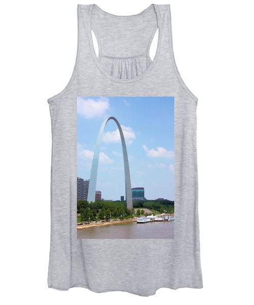 Gateway To The West Women's Tank Top