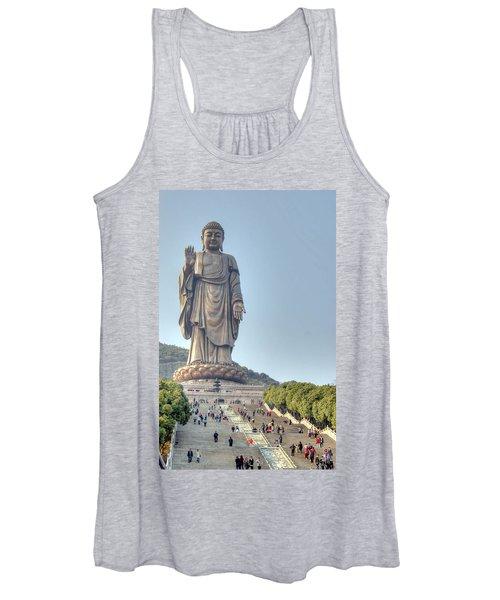 Giant Buddha Women's Tank Top