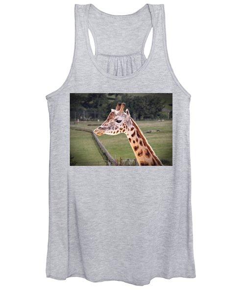 Giraffe 02 Women's Tank Top