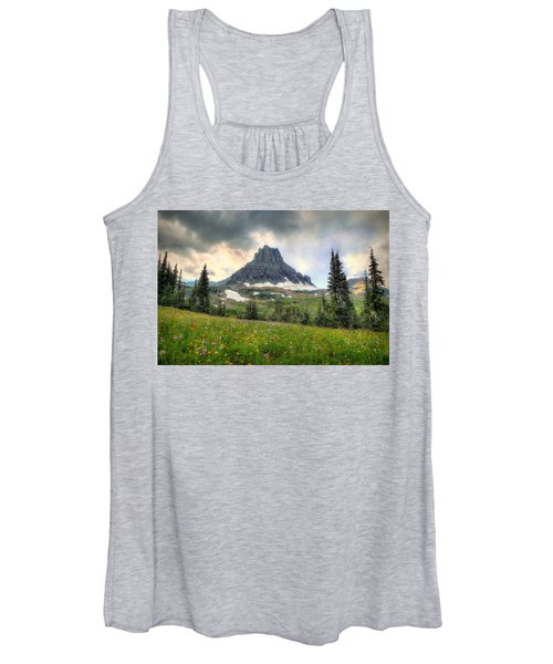Glacier Meadows Women's Tank Top