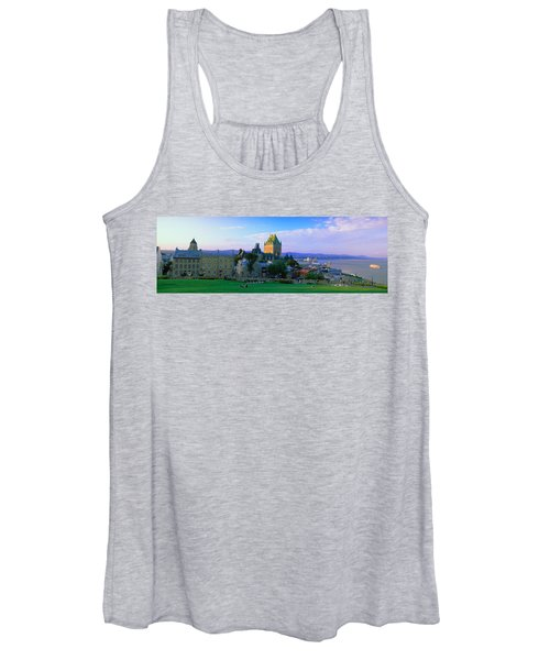 Grand Hotel In A City, Chateau Women's Tank Top