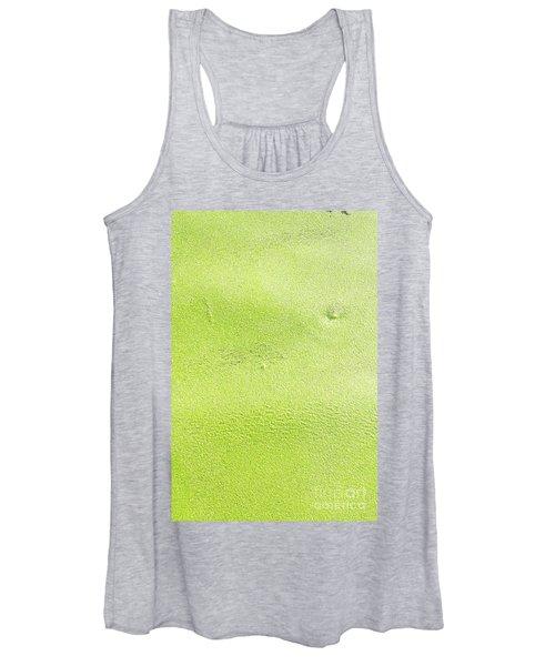 Green Women's Tank Top