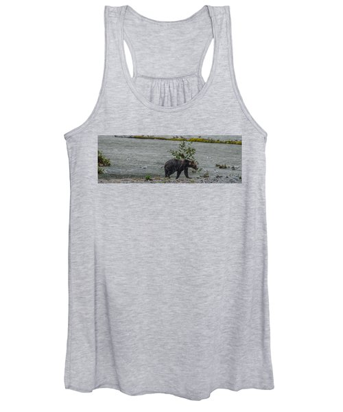 Grizzly Bear Late September 5 Women's Tank Top