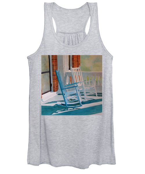 Growing Old Together Women's Tank Top