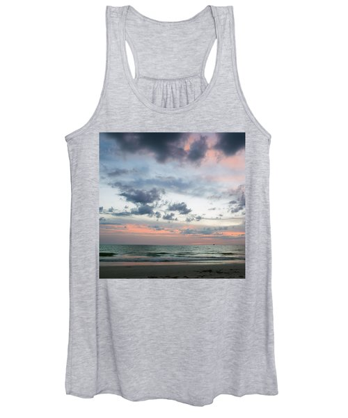 Gulf Of Mexico Sunset Women's Tank Top