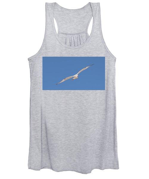 Gull In Flight - 2 Women's Tank Top