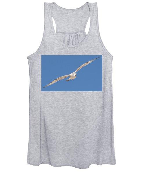 Gull In Flight  Women's Tank Top