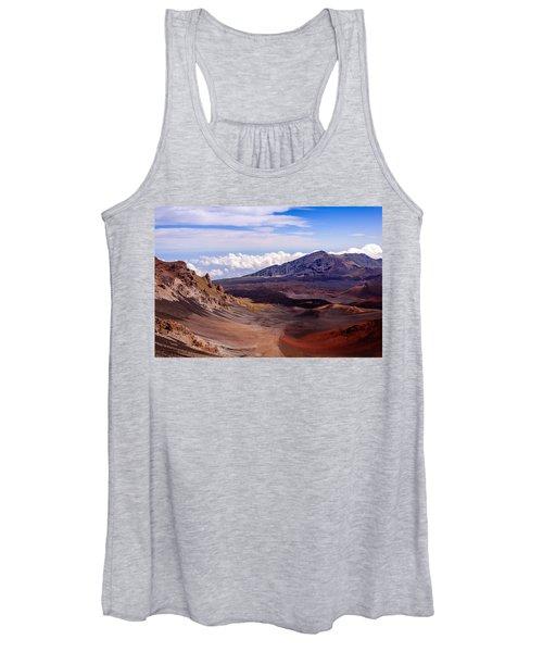 Haleakala Crater Women's Tank Top