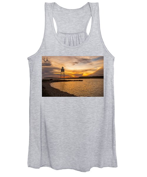 Harbor Sunrise Women's Tank Top