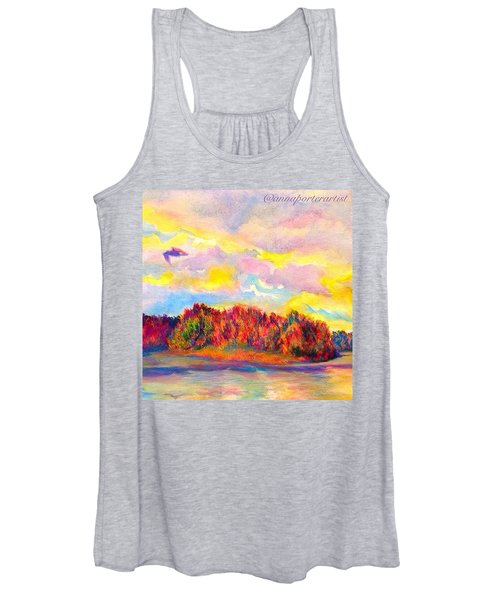 A Perfect Idea Of Freedom And Flight Women's Tank Top