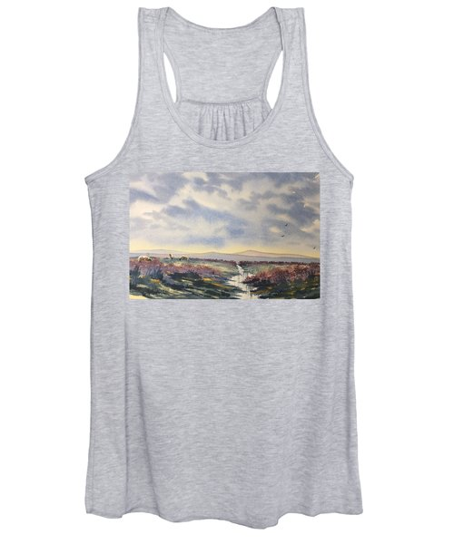 Heather On The Road To Fairy Plain  Women's Tank Top