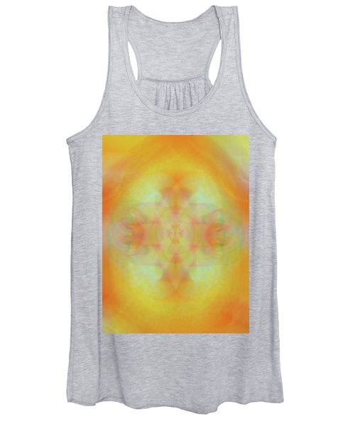 Heavenly Cross Women's Tank Top