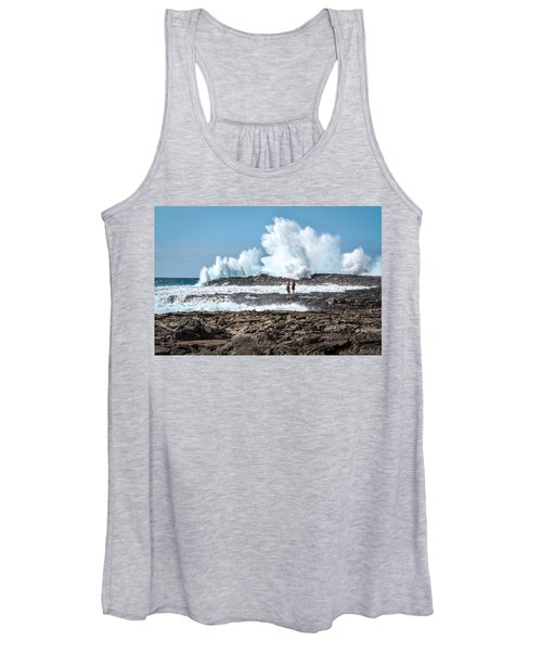 In Over Their Heads Women's Tank Top