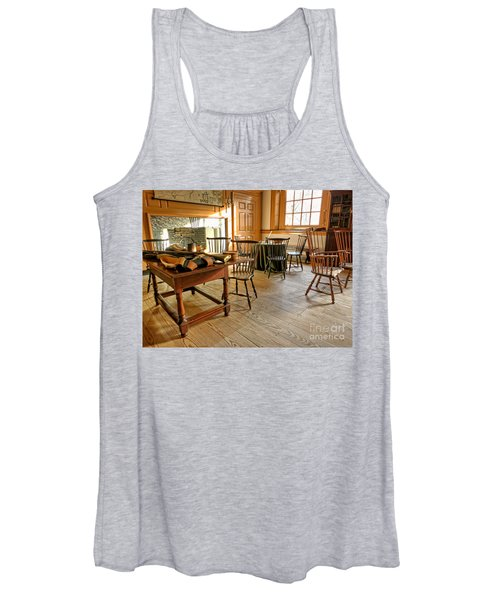 Historic Assembly Chamber Women's Tank Top