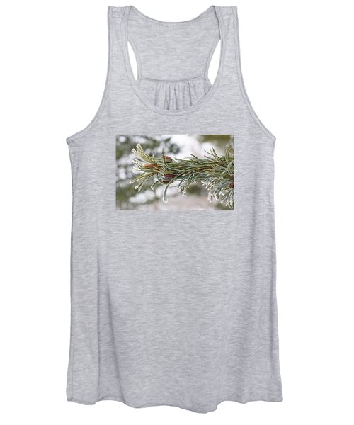 Hoar Frost Women's Tank Top