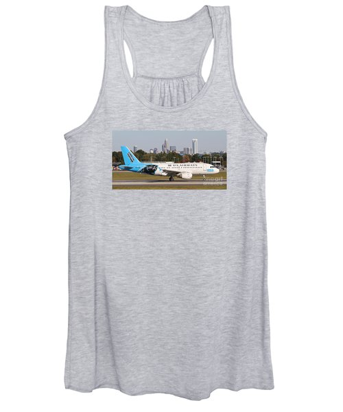 Home Of The Panthers Women's Tank Top