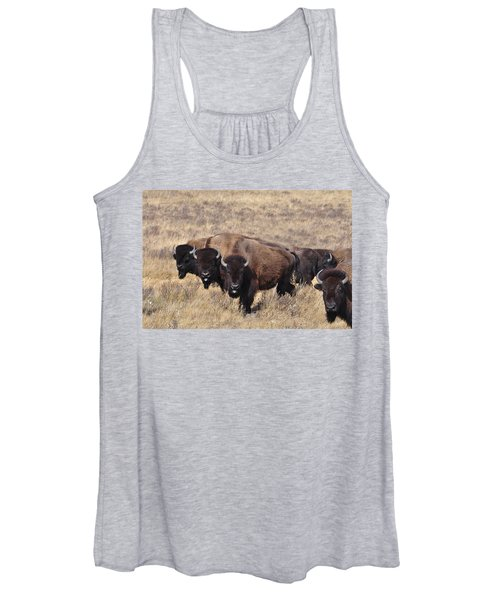 Home On The Range Women's Tank Top