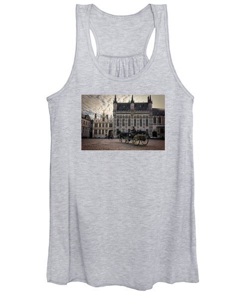 Horse And Carriage Women's Tank Top