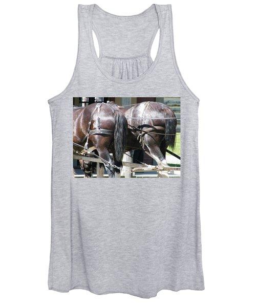 Horse Power Women's Tank Top