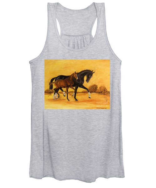 Horse - Together 2 Women's Tank Top