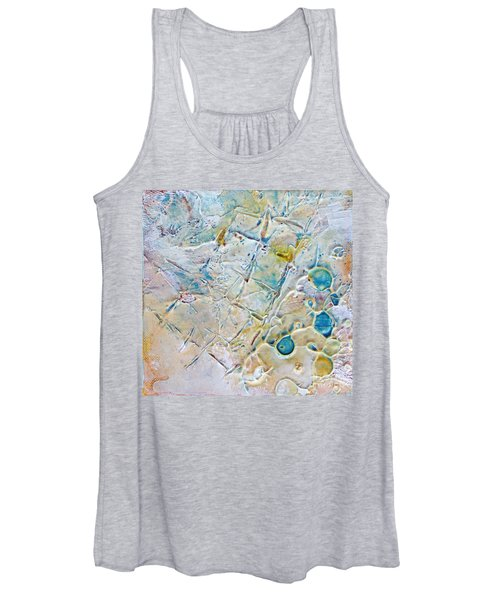 Iced Texture I Women's Tank Top