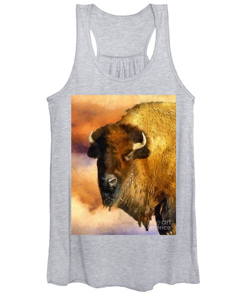 Icon Of The Plains Women's Tank Top