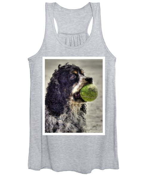I'm Ready To Play Women's Tank Top