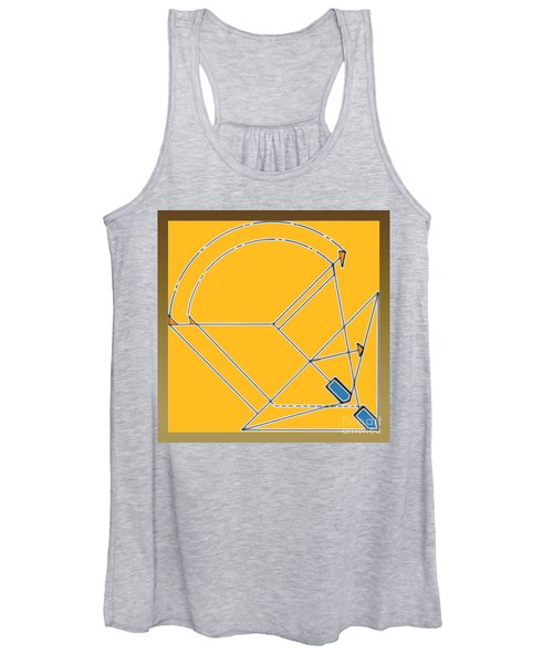 Imperfect  Women's Tank Top