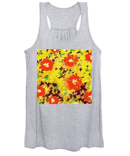 In Full Bloom Women's Tank Top