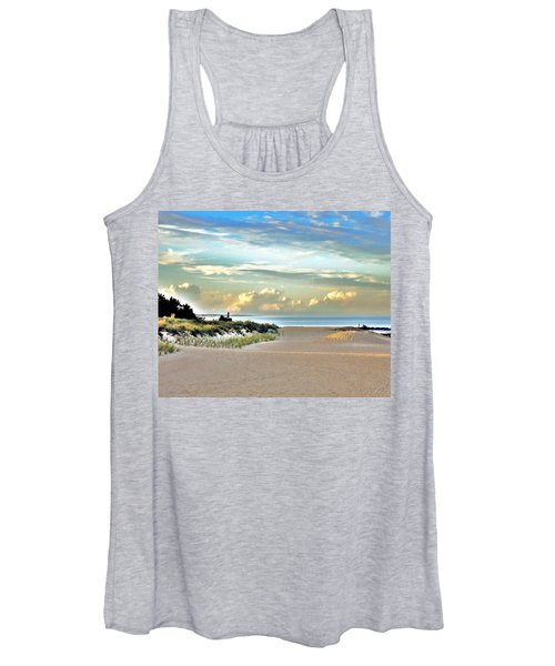 Indian River Inlet - Delaware State Parks Women's Tank Top