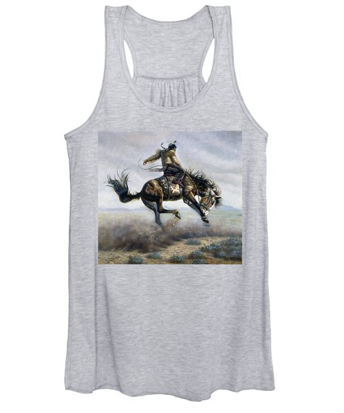 Indian Style Women's Tank Top